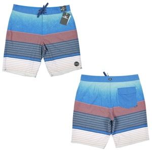 "O'Neill Quick Dry 4-Way Stretch 20"" Board Shorts"
